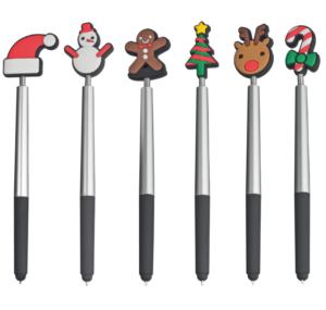 13566 Flexy kugelschreiber weihnachts werbeartikel