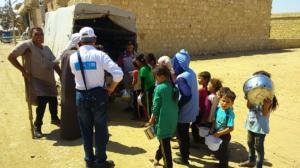 hilfe für kinder in syrien