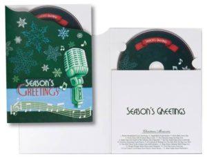 CD Weihnachten Kundengeschenk