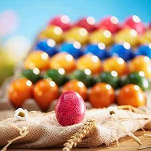 Werbemittel Ostern