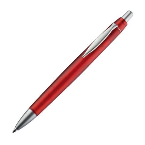 Kugelschreiber mit Metallclip