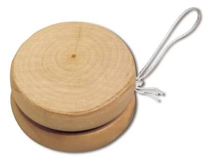 Holz-Jojo \Bigo\