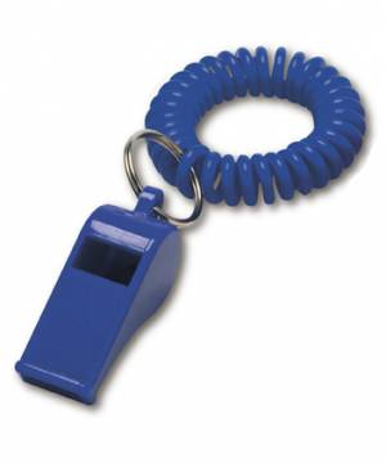 Trillerpfeife Pipe blau