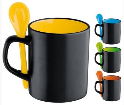 Keramik Werbetassen
