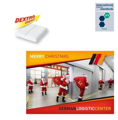 Wunsch-Adventskalender Dextro Energy Traubenzucker