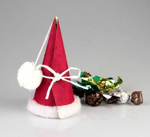 Süße Nikolausmütze
