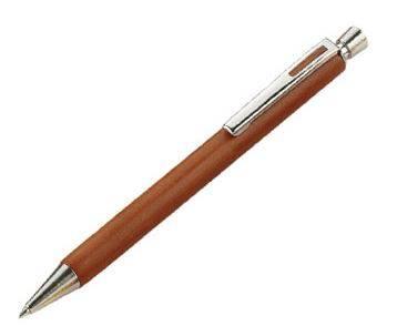 Holz Kugelschreiber Eco Pear Elegance
