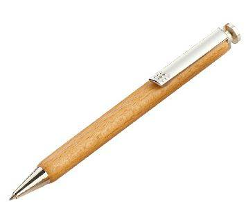 Holz Kugelschreiber Beech Design 4