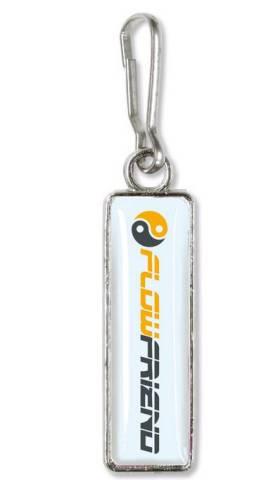 Zipper rechteckig 10 x 35 mm