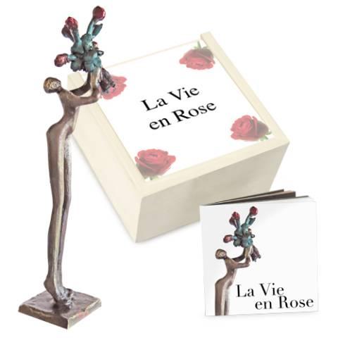 Geschenk La Vie en Rose