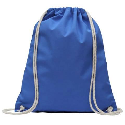 Turnbeutel Royal Blau 38x46
