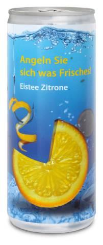 Eistee Zitrone 250 ml