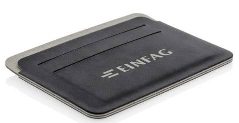Quebec RFID Kartenhalter schwarz
