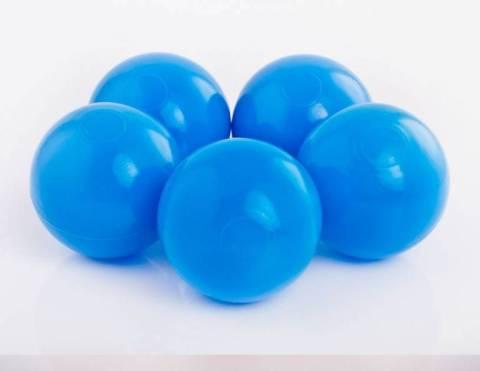 Werbeball blau 8cm
