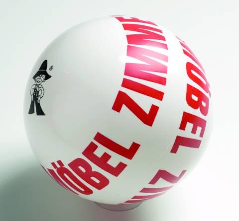 Werbeball 23cm