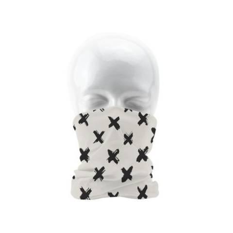 Bandana multifunktioneller Schal mit all-over Aufdruck als Werbeartikel