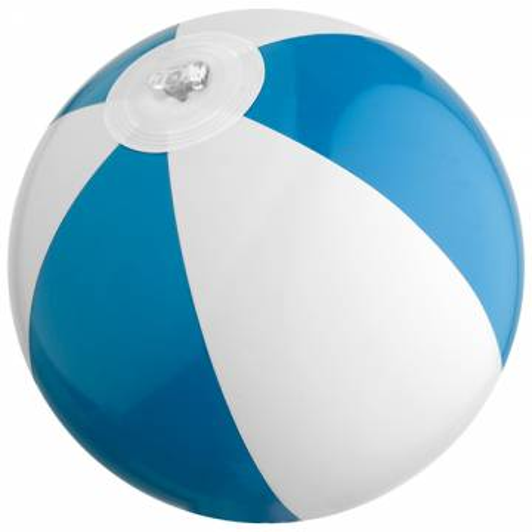 Miniwasserball blau