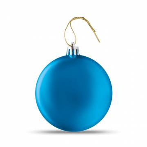 Weihnachtsbaumschmuck königsblau LIA BALL