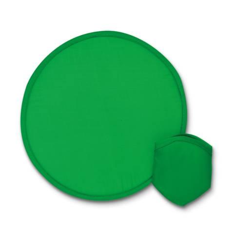 Faltbare Wurfscheibe grün Atrapa