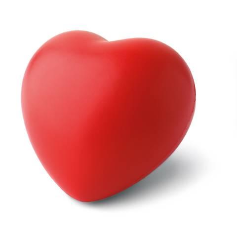 Anti-Stress-Herz rot Lovy