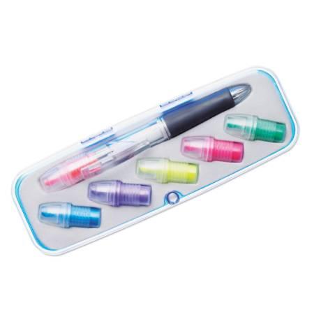 Kugelschreiber bunt Comuto