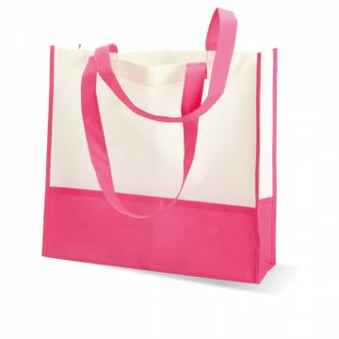 Einkaufs- oder Strandtasche fuchsia Vivi
