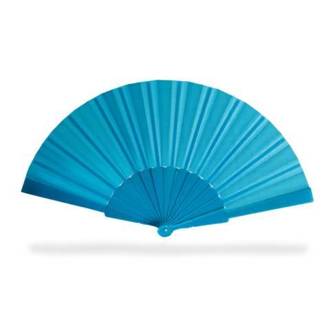 Fächer blau Fanny