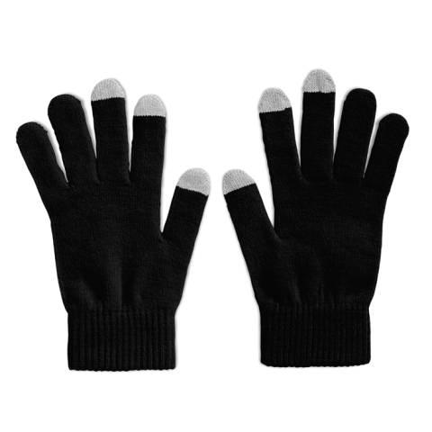 Touchscreen-Handschuhe schwarz TACTO