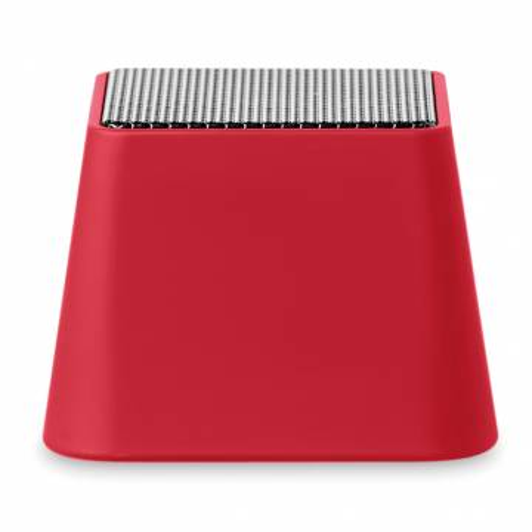 Mini Bluetooth Lautsprecher rot Booboom
