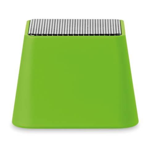 Mini Bluetooth Lautsprecher limettengrün Booboom