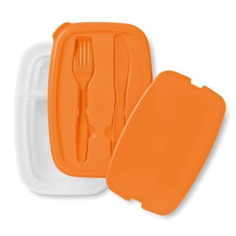 Lunchbox orange Dilunch