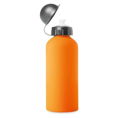 Aluminium-Trinkflasche orange Biscing Touch