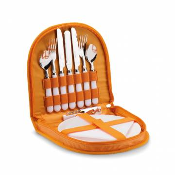 Picknick Set orange Prima