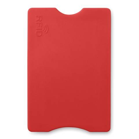 Kreditkarten-Schutz RFID rot Protector