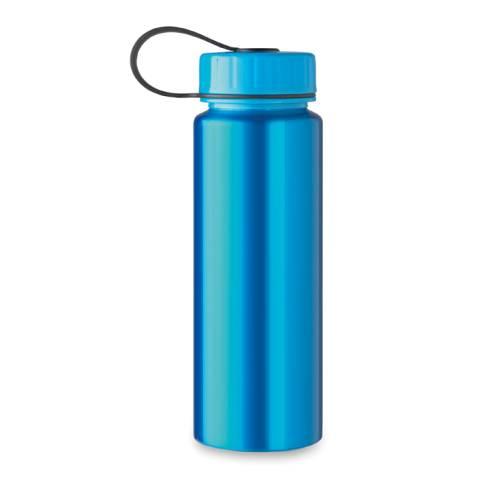 Trinkflasche Aluminium blau Georgia