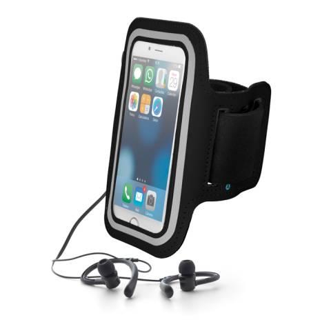 Sport-Set schwarz Armphone Set