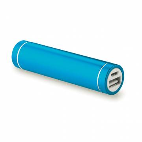 Powerbank 2200 mAh blau Powerovale
