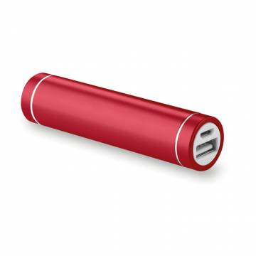 Powerbank 2200 mAh rot Powerovale