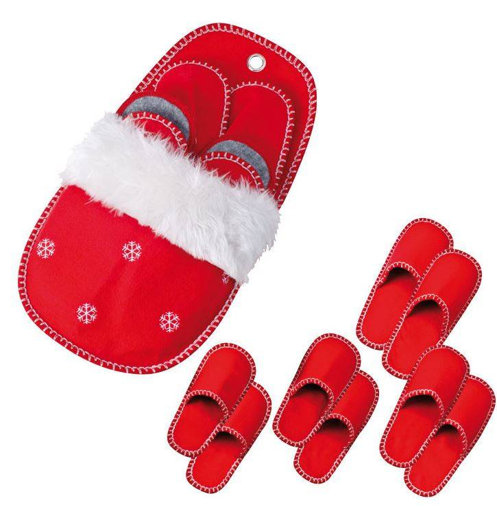 Weihnachts Hausschuhe