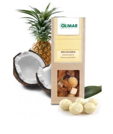 b ro snack ananas kokos macadamia. Black Bedroom Furniture Sets. Home Design Ideas