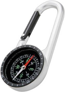 Kompass Karabiner