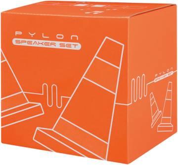 Pylone Lautsprecher Set