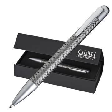 CrisMa Design-Kugelschreiber aus Metall