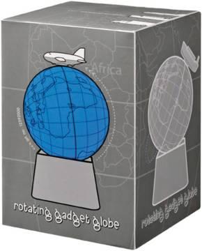 Rotierender Globus