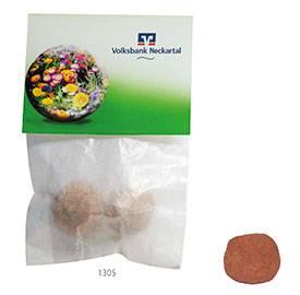 Wonder Ball, Samen bunte Blumenmischung, 1-4 c Digitaldruck inkl