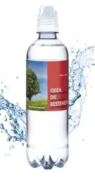 Wasser spritzig 500 ML