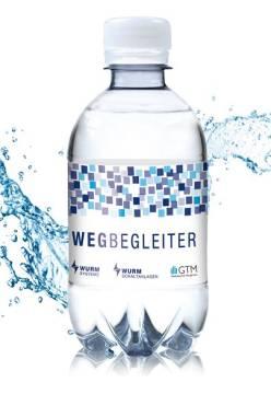Wasser 330 ml  Spritzig