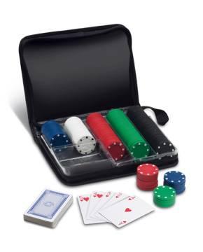 Poker game set REFLECTS LAMÍA