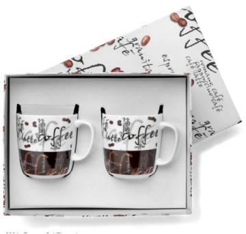 Tassen-Set Florenz
