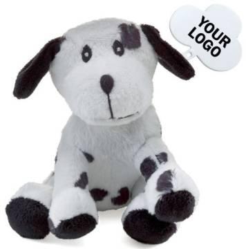 Plüschtier Werbeartikel Hund Bob